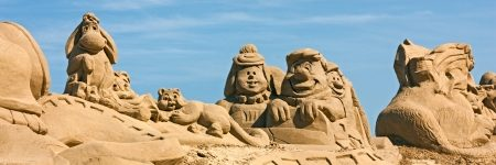 Rehoboth Beach Sandcastle and Sculpture Contest